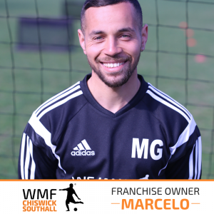 WMF C&S Franchise owner - Coach Marcelo