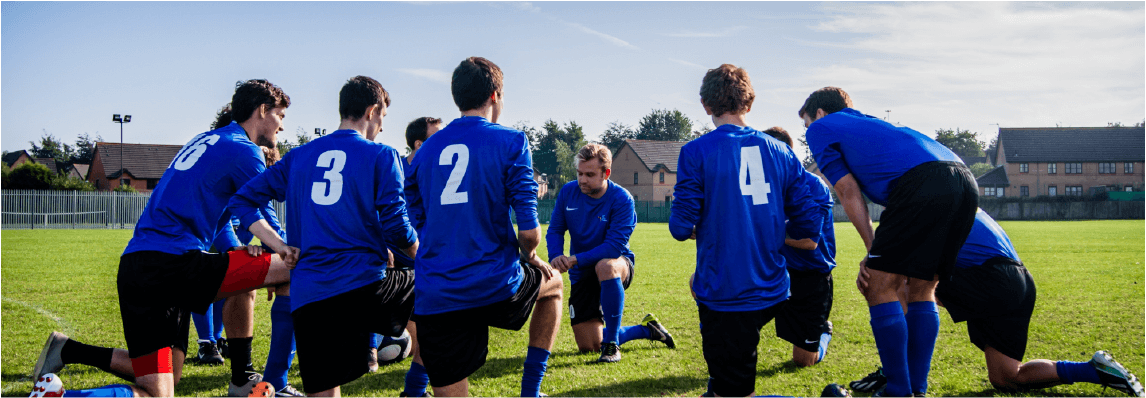 how to get into a youth football team